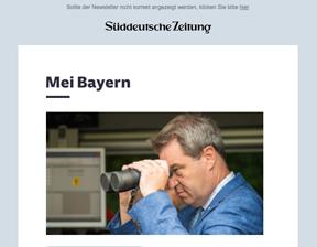 Vorschau von Mei Bayern